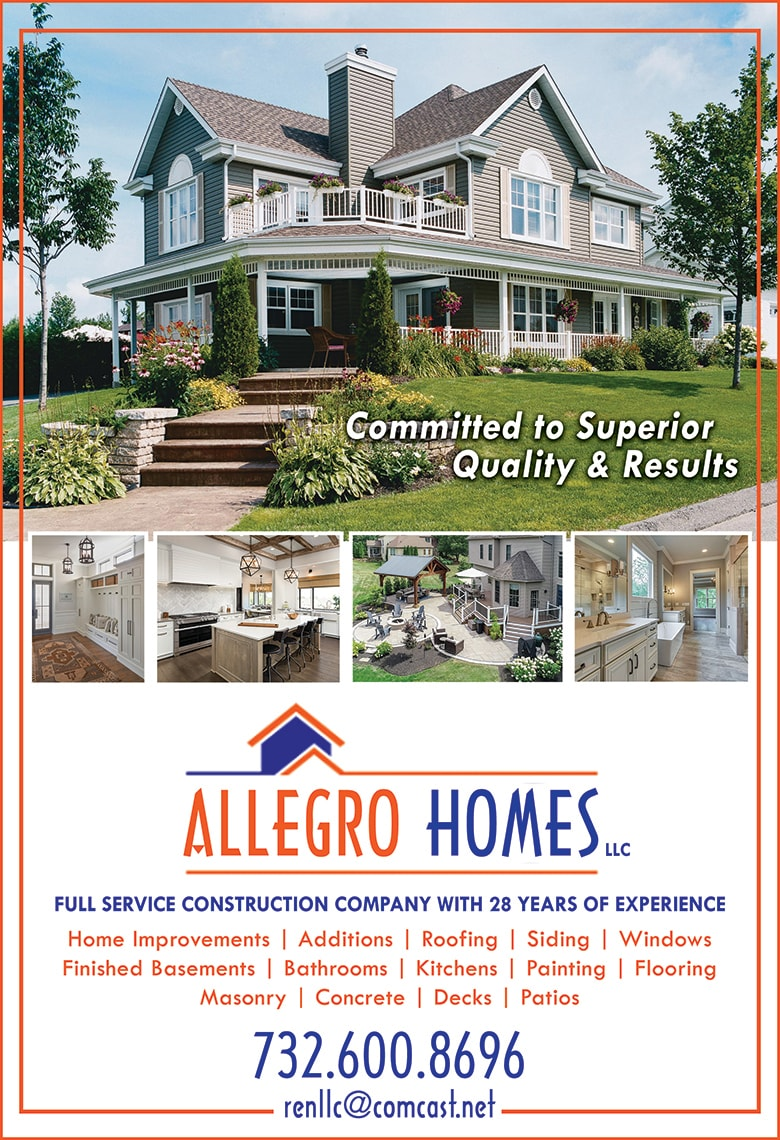 Allegro homes LLC