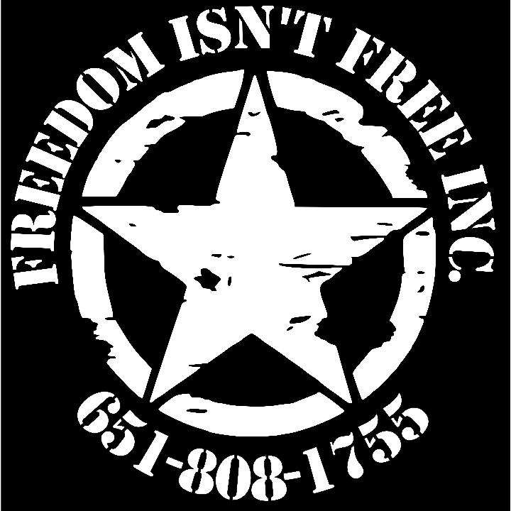 Freedom Isnt Free inc