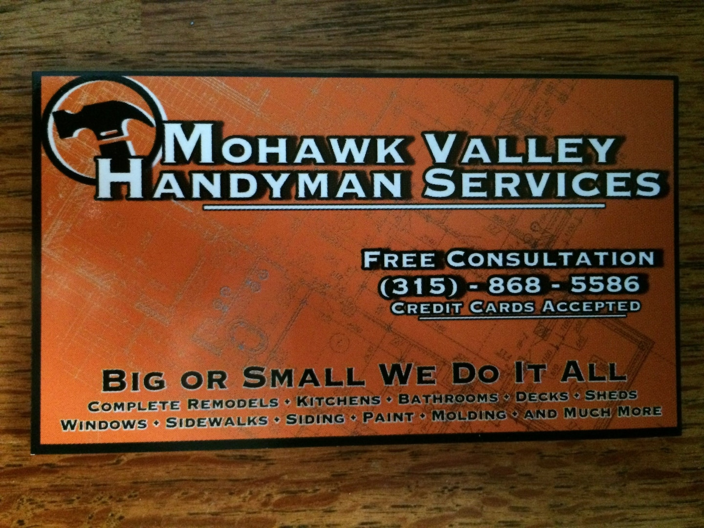 Mohawk Valley Handyman Services