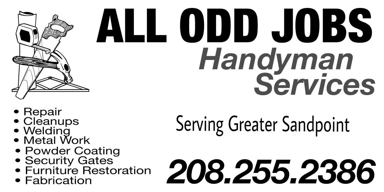 All Odd Jobs Handyman Services