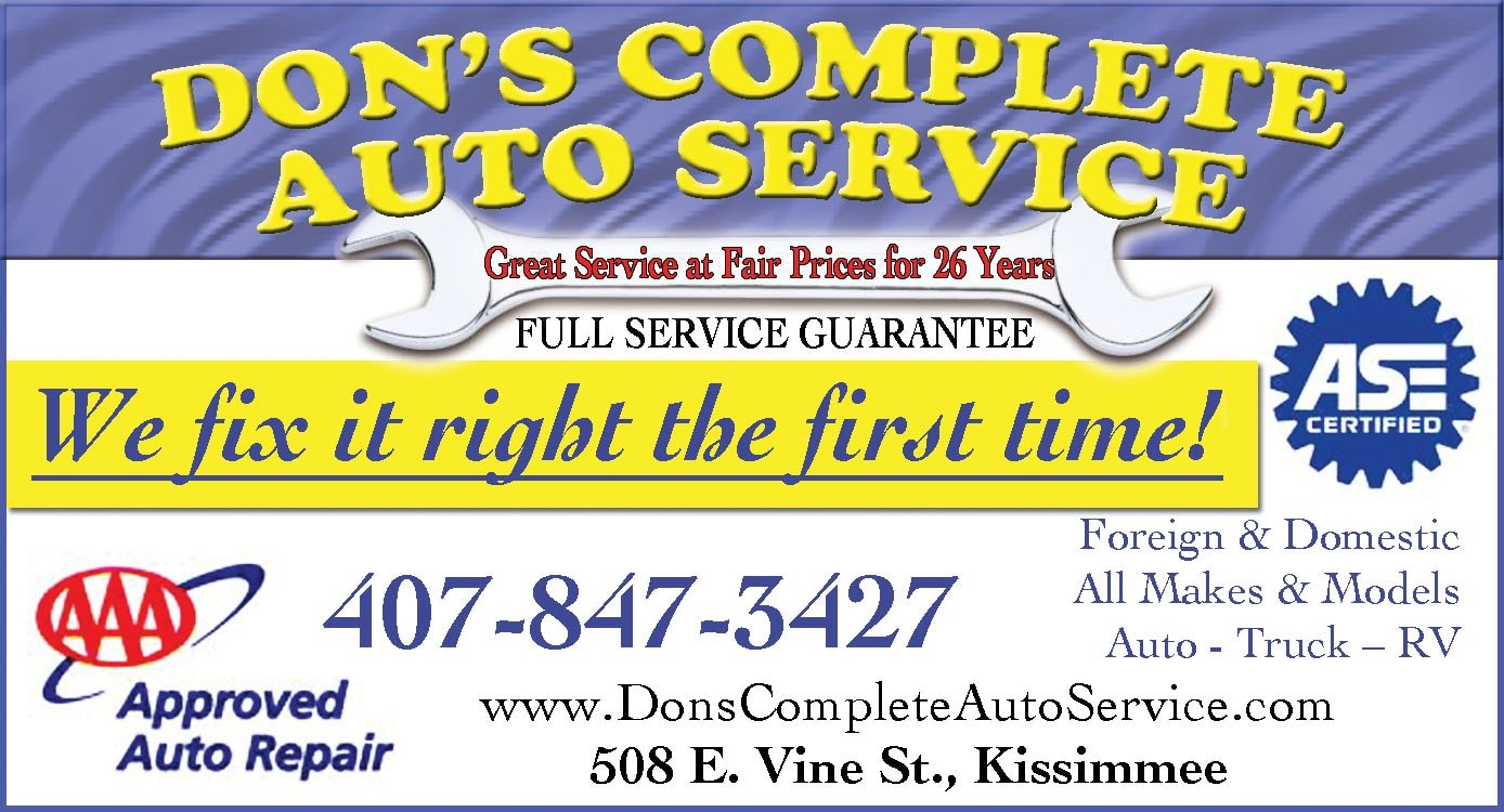 Don's Complete Auto Service