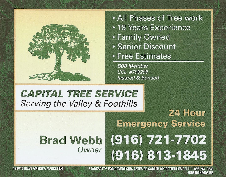 Capital Tree Service