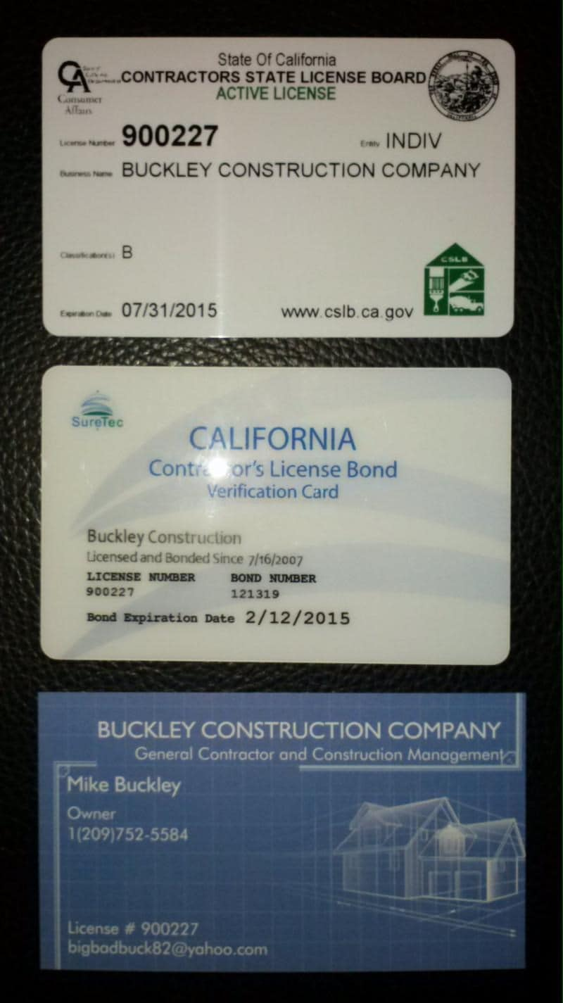 Buckley Construction Company