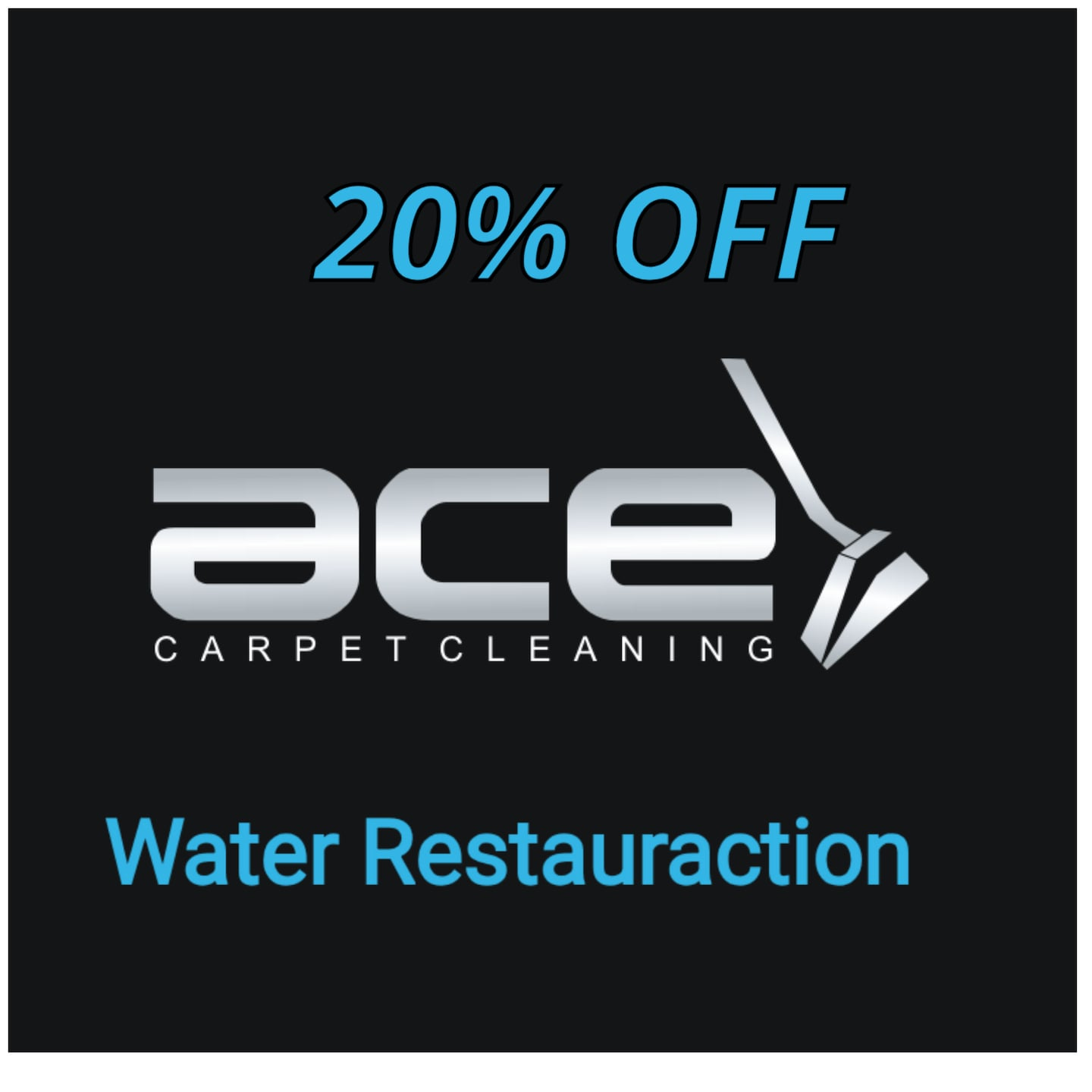 Ace Carpet Cleaning logo