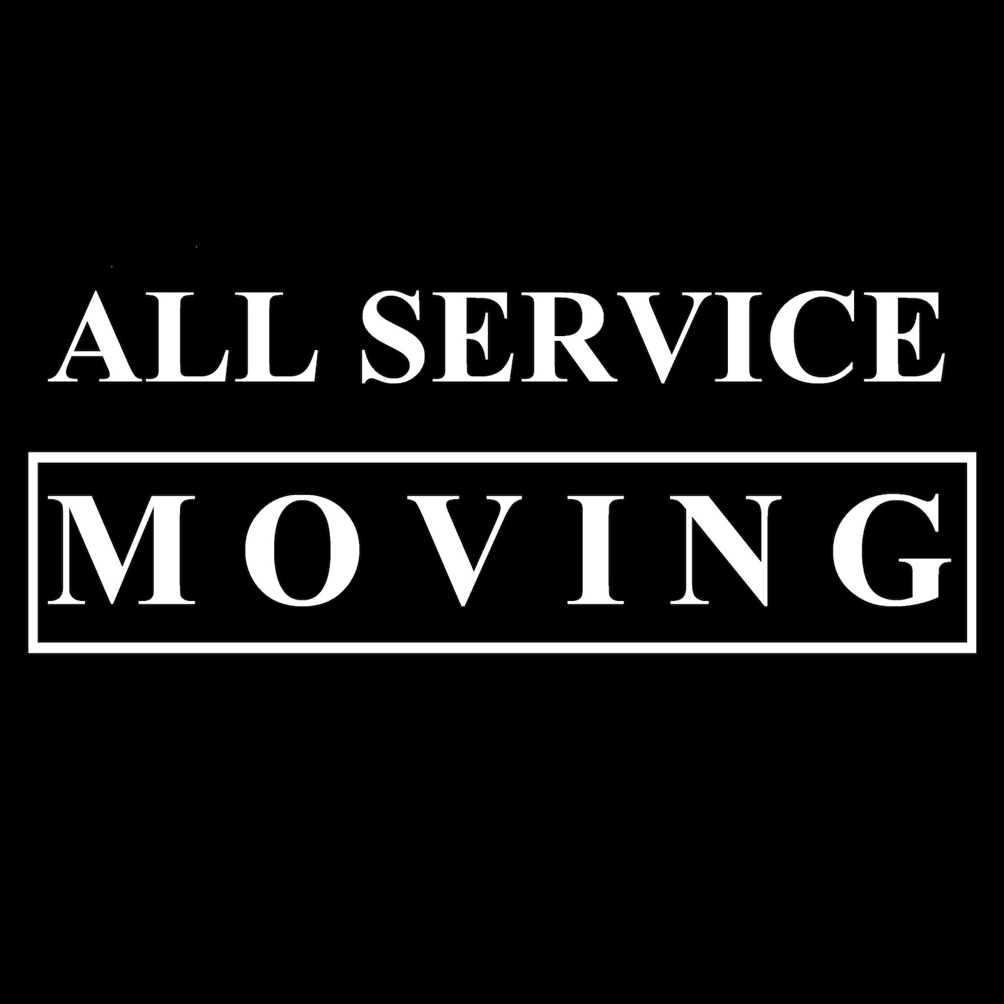 All Service Moving