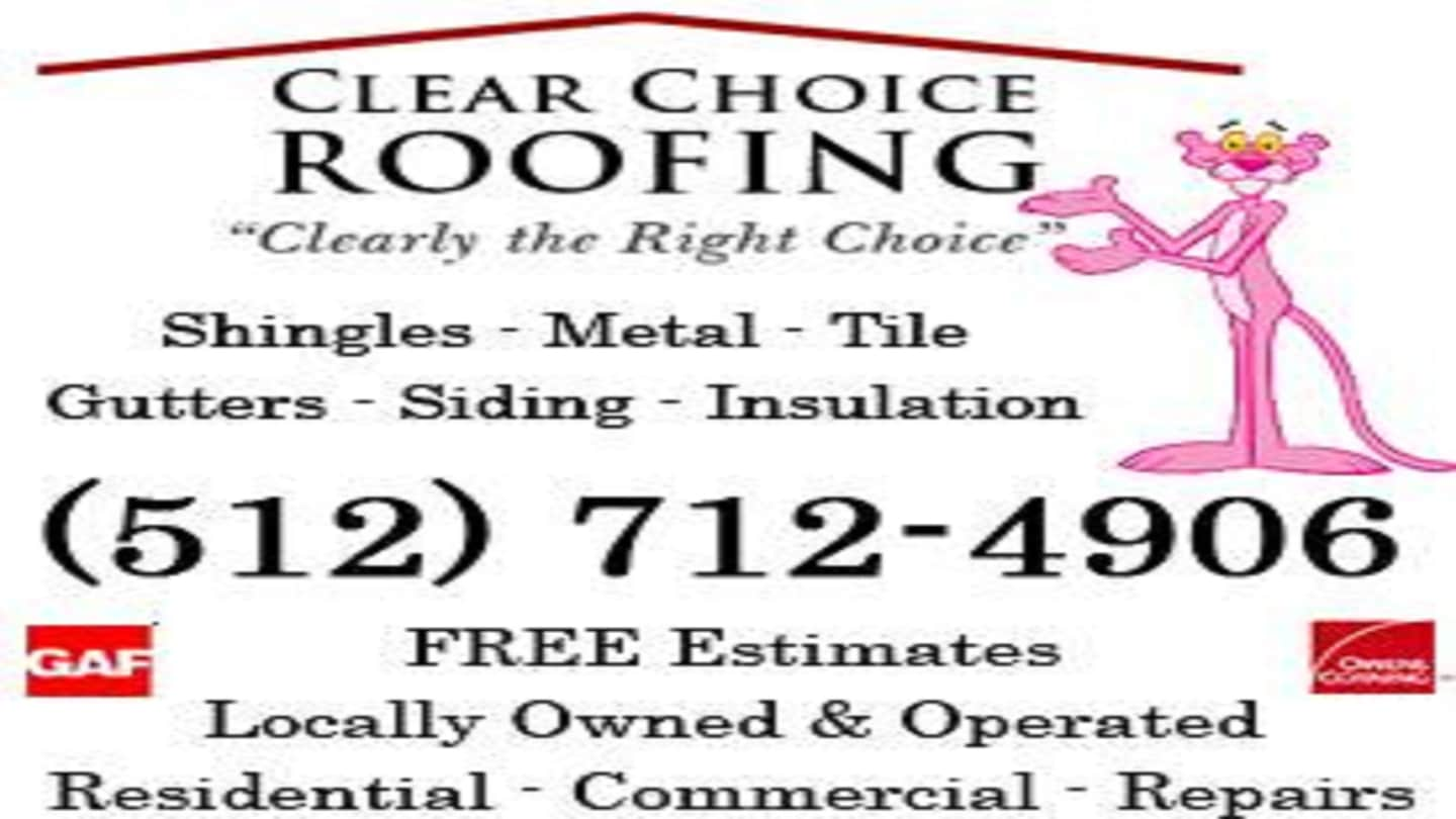 Clear Choice Roofing