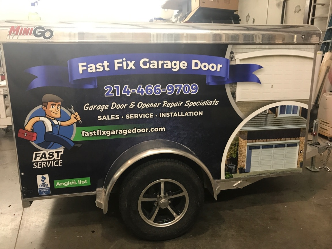 Fast Fix Garage Door
