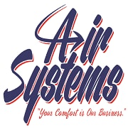 AIR SYSTEMS A/C, HEATING AND REFRIGERATION