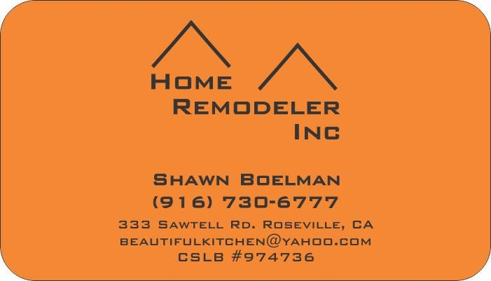 Home Remodeler Inc.