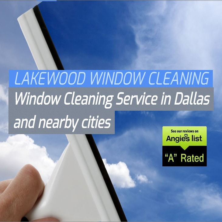 Lakewood Window Cleaning