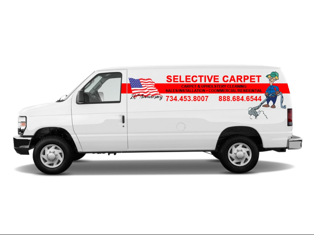 Selective Carpet & Upholstery Cleaning