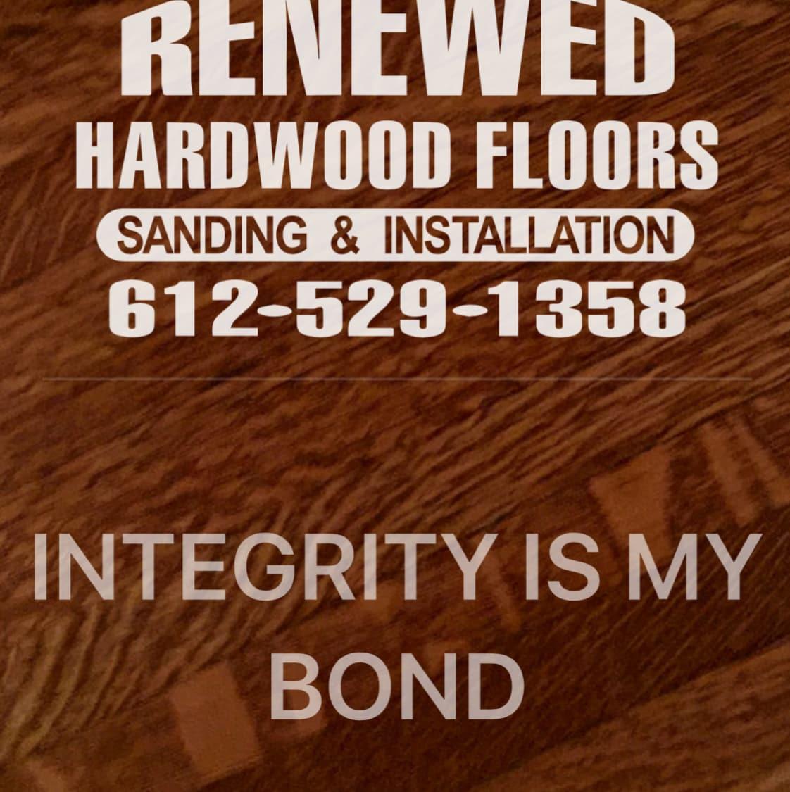 Renewed Hardwood Floors Inc logo