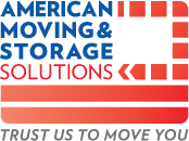 American Moving & Storage Solutions logo