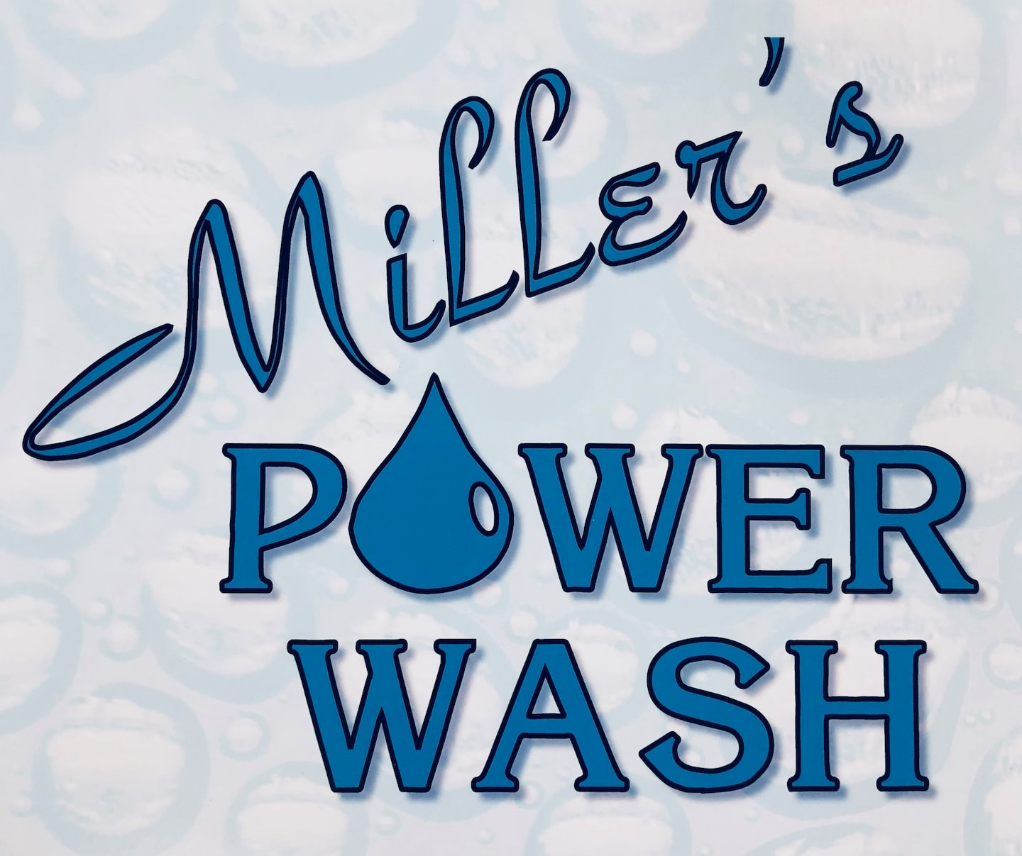 Miller's Power Wash Inc