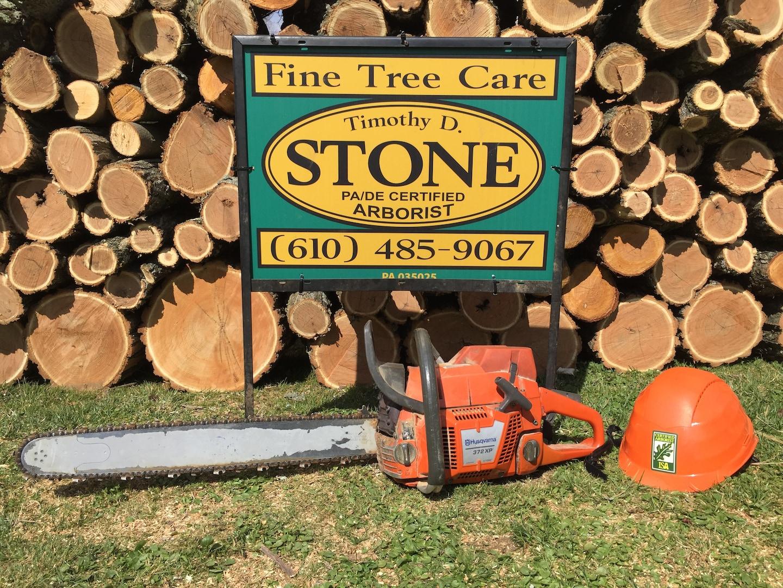 FINE TREE CARE, LTD - Timothy D. Stone