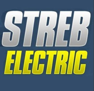 STREB ELECTRIC logo
