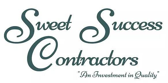SWEET SUCCESS CONTRACTORS logo