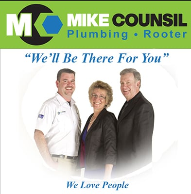 AAA Mike Counsil Plumbing and Rooter