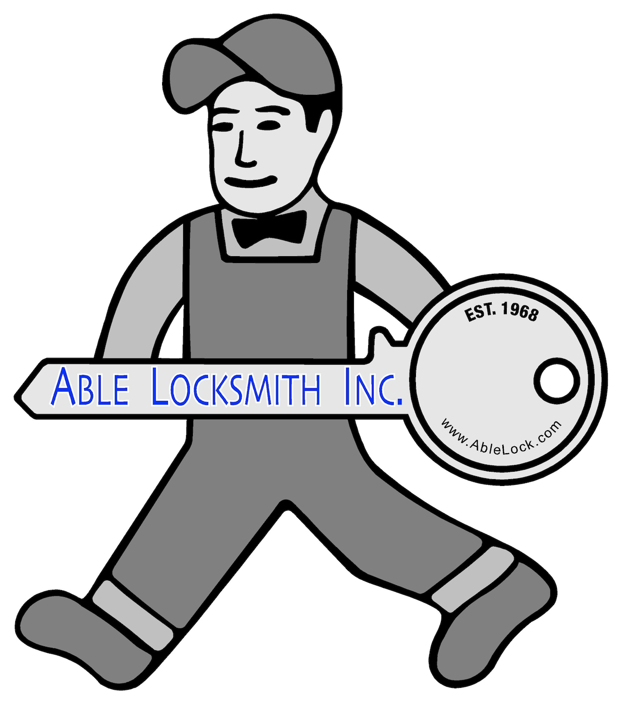 ABLE LOCKSMITH INC