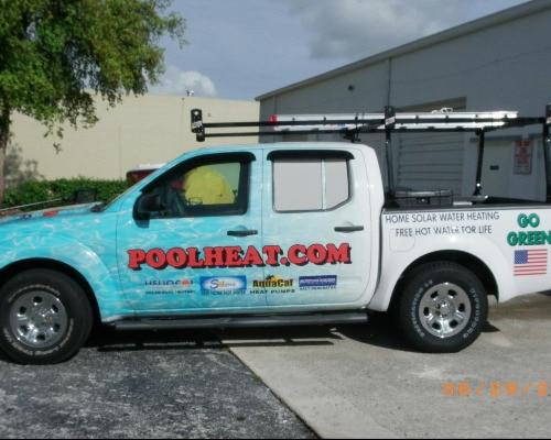 Florida Pool Heating