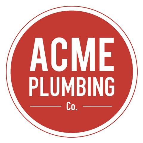 ACME Plumbing Co. logo