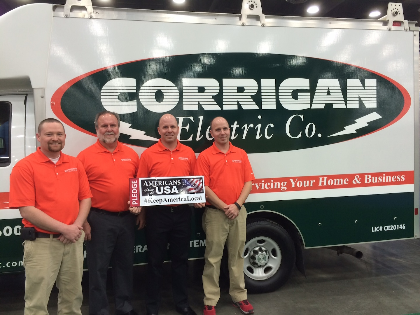 CORRIGAN Electric