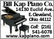 Bill Kap Piano Company