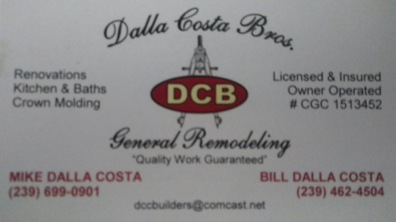 Dalla Costa Brothers Construction Inc