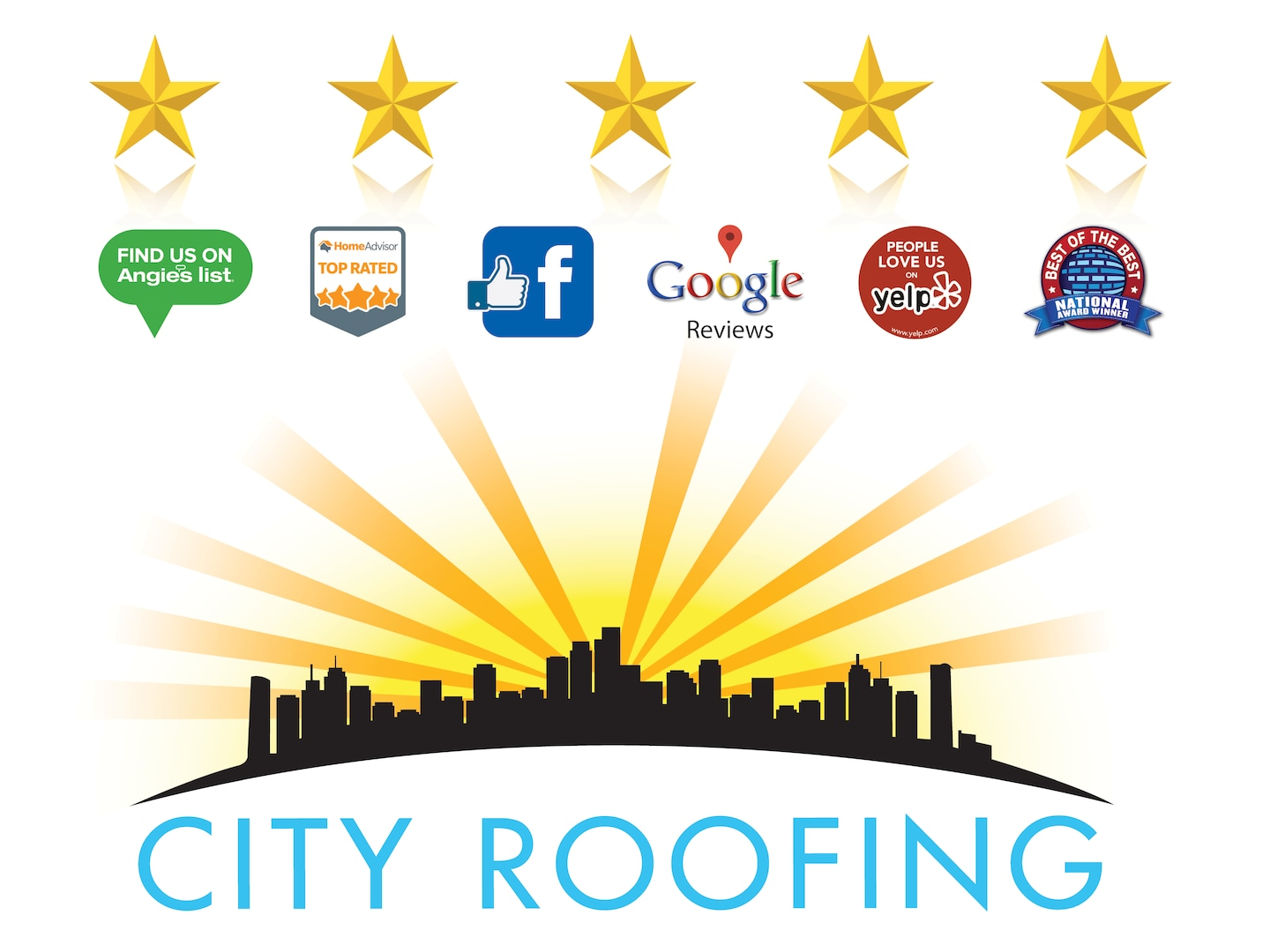 City Roofing & Construction  Inc