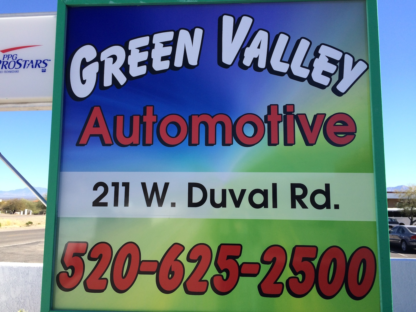 Green Valley Automotive