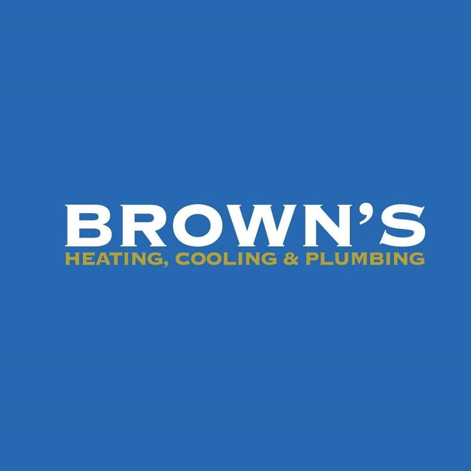 BROWN'S HEATING, COOLING, PLUMBING & HOME SERVICES logo