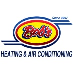 Bob's Heating & Air Conditioning logo