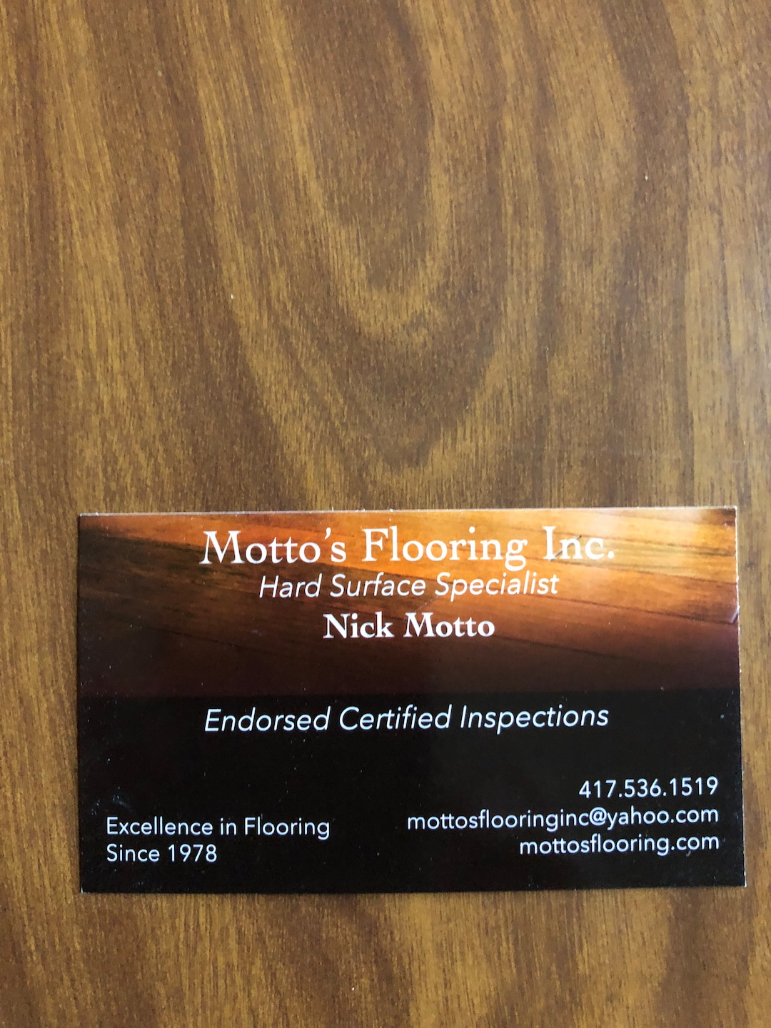 Motto's Flooring