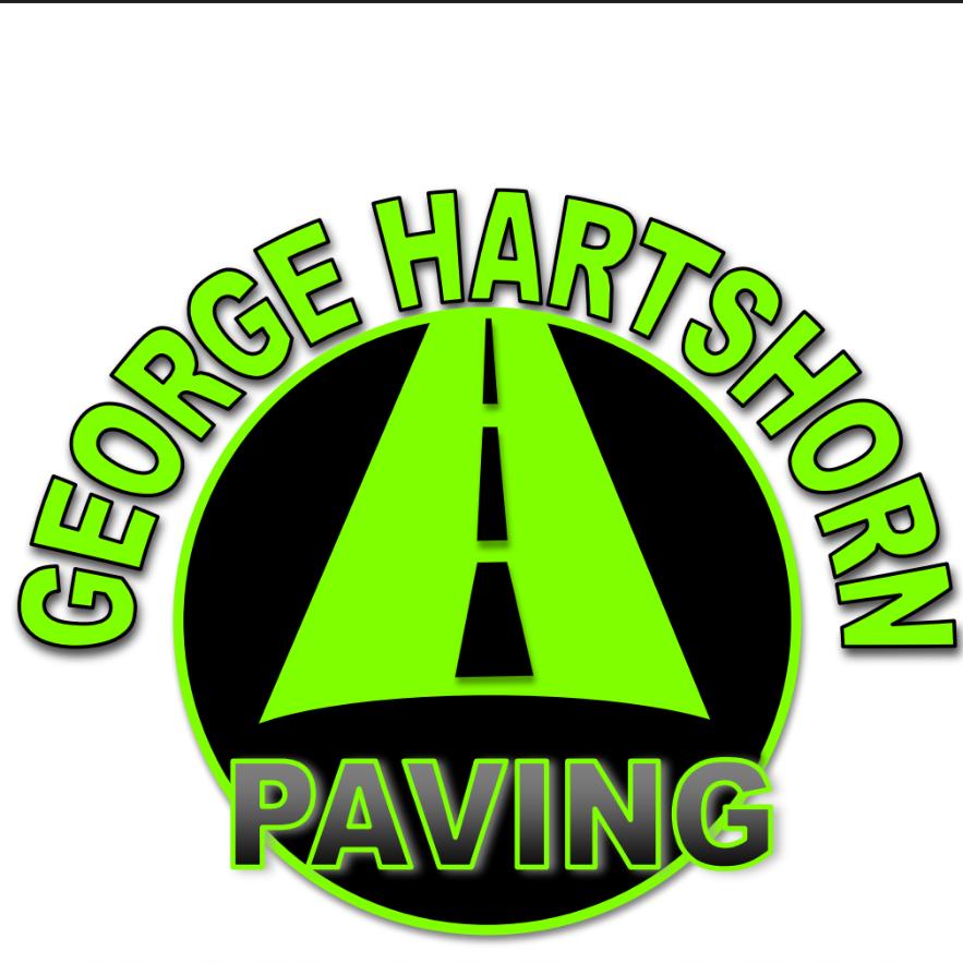 GEORGE HARTSHORN PAVING