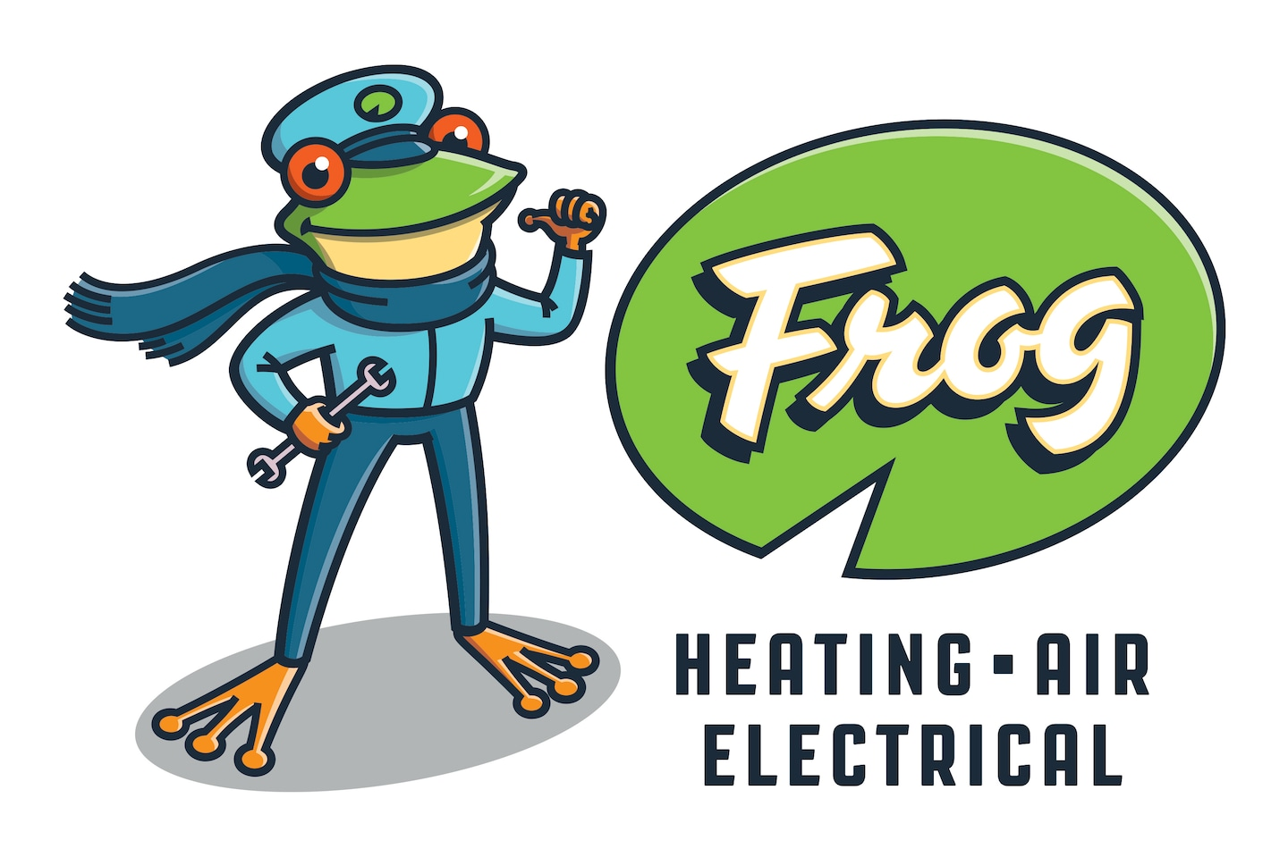 Frog Heating Air & Electrical