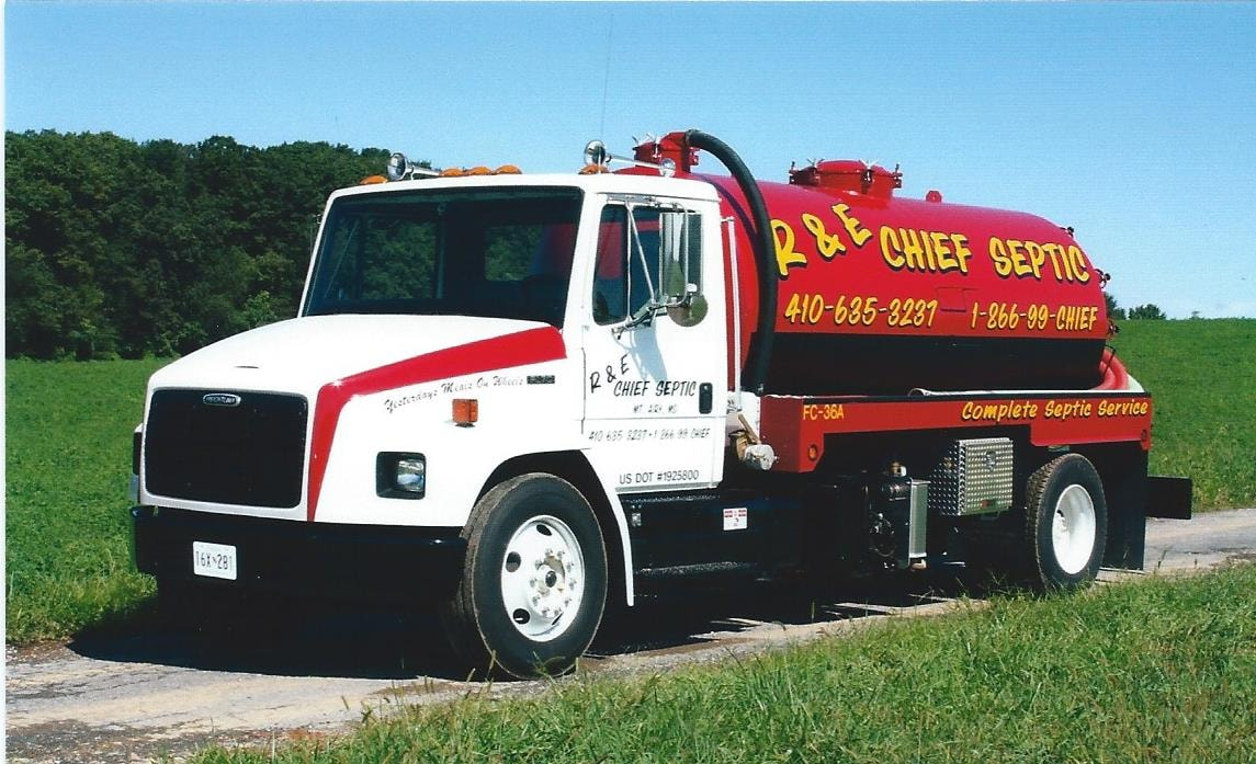 R&E CHIEF SEPTIC LLC