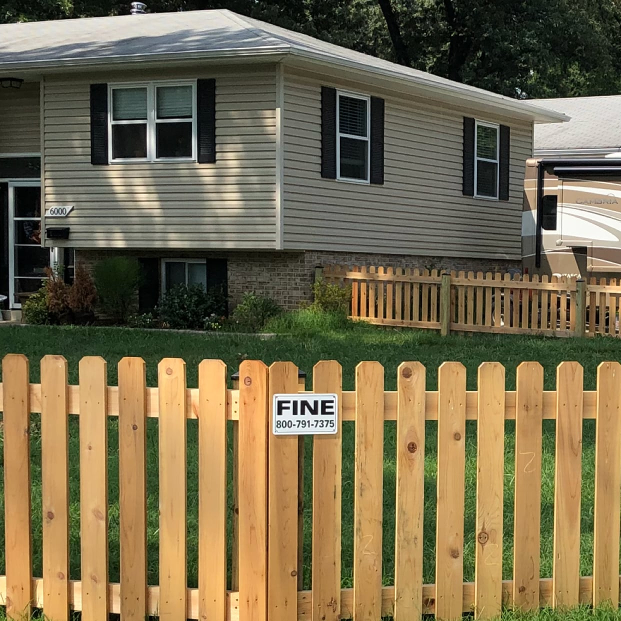 FINE Fence