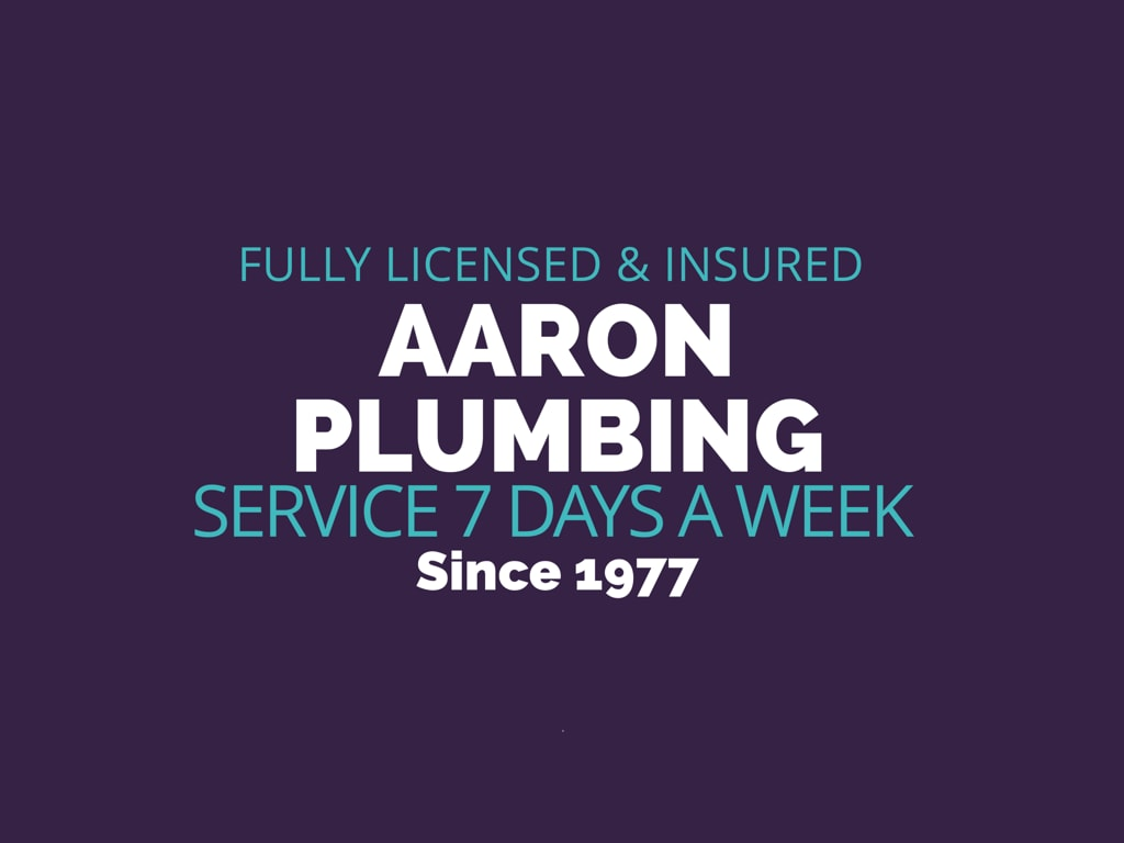Aaron Plumbing, Heating and Contracting