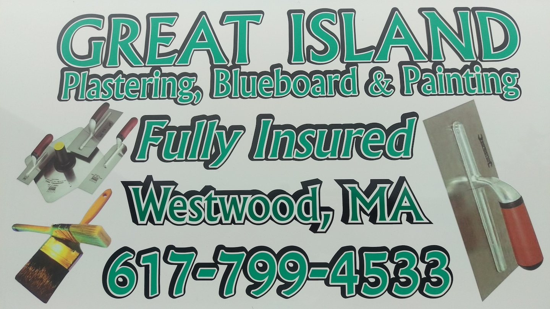Great Island Plastering Inc
