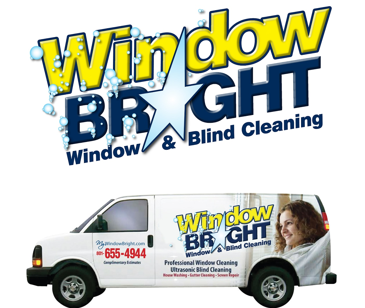 Window Bright Window & Blind Cleaning