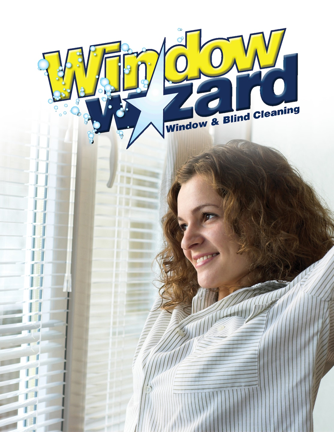 Window Wizard Window & Blind Cleaning