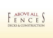 Above All Fences Decks & Construction LLC logo