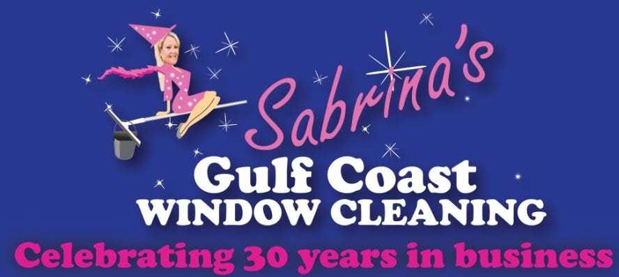 Sabrina's Gulf Coast Window Cleaning