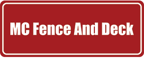 M.C. Fence and Deck logo