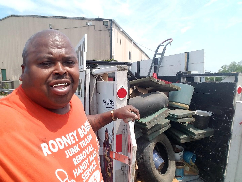 Rodney Booth Junk & Trash Removal Baltimore