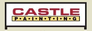 Castle Painting logo