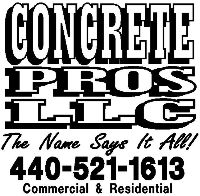 Concrete Pro's LLC