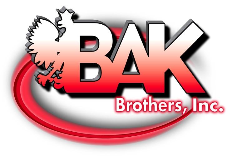 Bak Brothers, Inc. logo