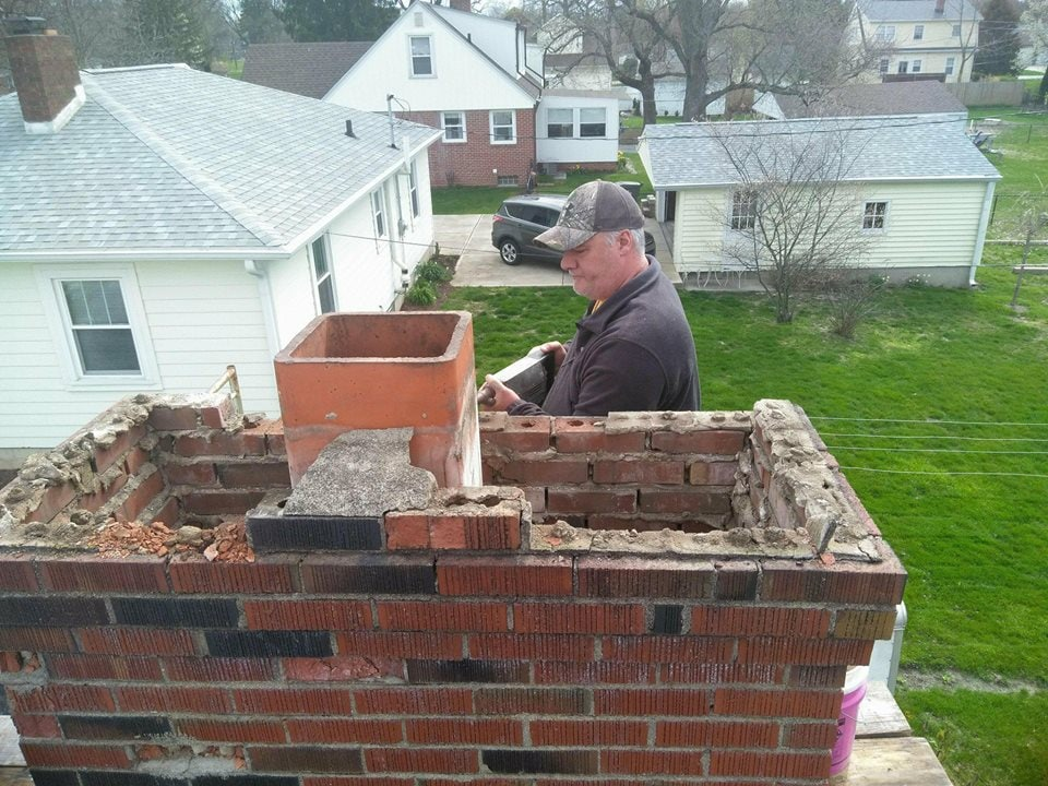 Jerry Allen - Chimney & Masonry Repair