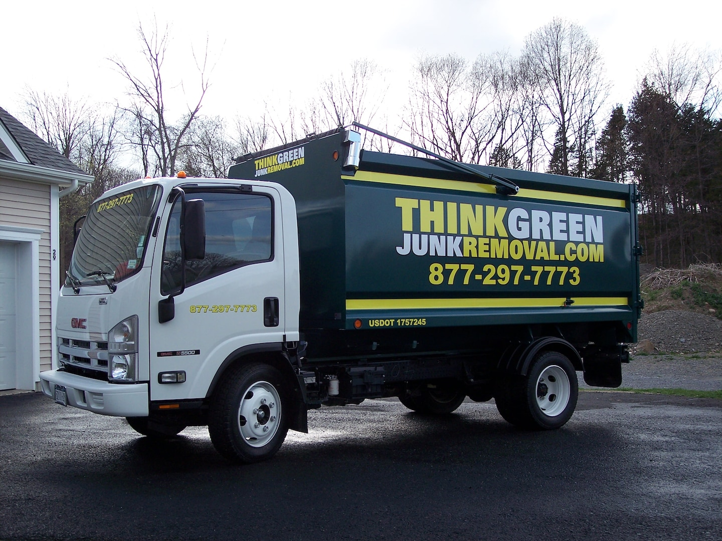 Think Green Junk Removal